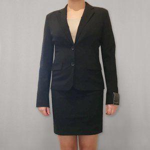 Banana Republic Suit (Blazer & Skirt)